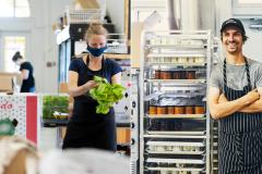 La lutte contre le gaspillage alimentaire récompensée par le CRE-Montréal