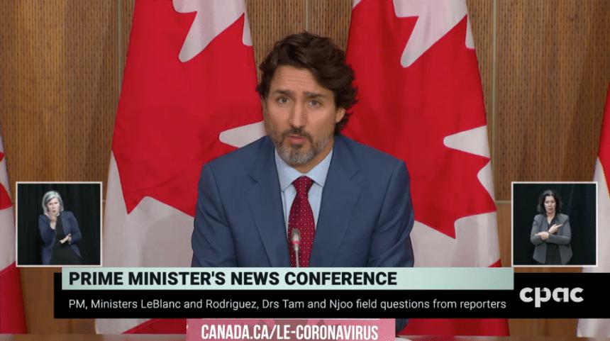 COVID-19: Justin Trudeau fait le point sur la situation de la pandémie au Canada