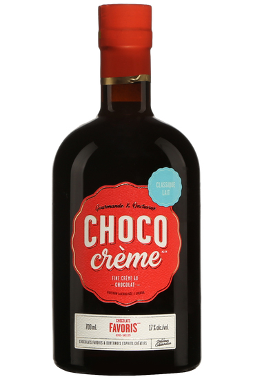 Bouteille de Choco Crème
