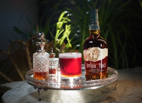 Buffalo Trace «New York» Sour à base de Buffalo Trace Bourbon