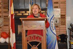 La mairesse de Baie-D'Urfé annonce sa démission