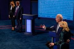 Les vérités et les mensonges du débat entre Trump et Biden