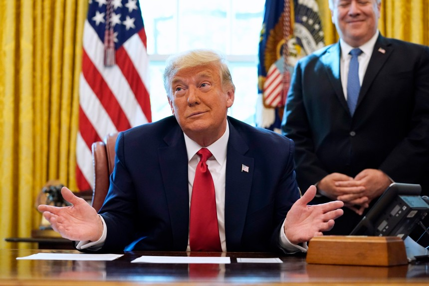 VÉRIFICATION: Trump a dit des faussetés sur l'énergie éolienne au débat