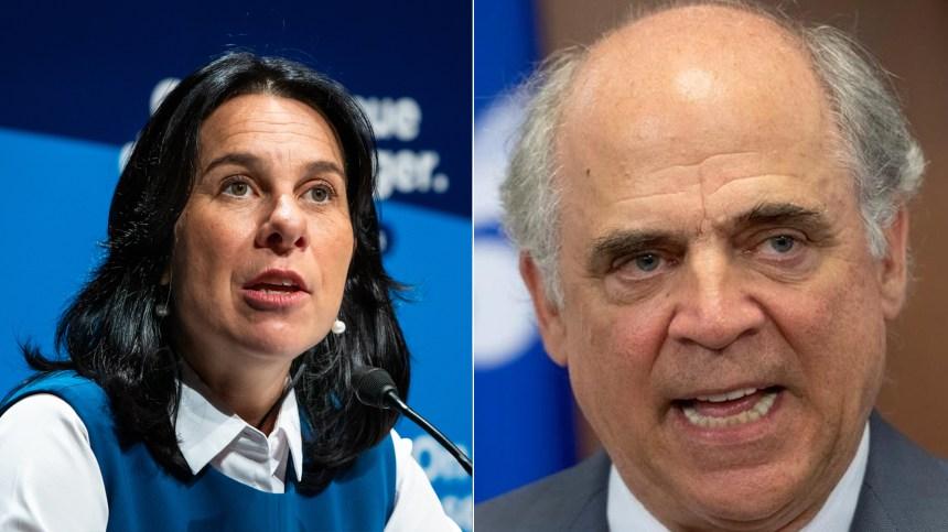 Mairie de Montréal: Fitzgibbon ne fait pas mousser de candidature, soutient-il