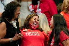 É-U: les hommes et femmes latinos divisés sur l'issue du scrutin