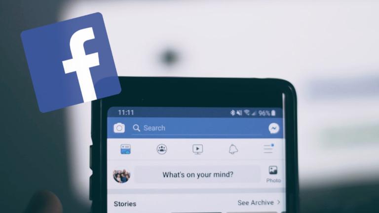 Facebook voir publication récente fil d'actualité application mobile téléphone intelligent