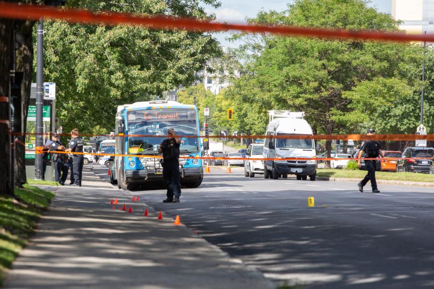 Le SPVM enquête sur un délit de fuite mortel