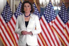 Nancy Pelosi veut un nouveau programme d'aide de 1,9 B $ US avant l'élection