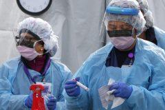 Accélération de la pandémie à travers la planète selon l'OMS