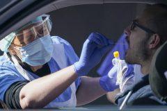 COVID-19: le Québec dépasse les 2000 nouveaux cas