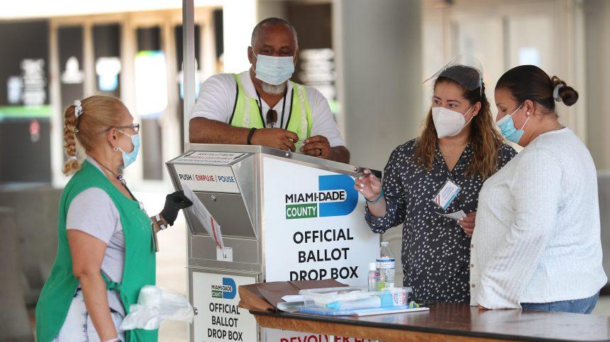 Plus d'électeurs ont déjà voté par anticipation qu'il y a quatre ans