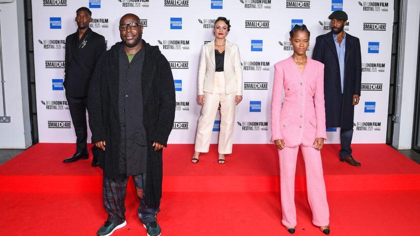 «Lettre d'amour» aux combats noirs, Steve McQueen ouvre le London Film Festival avec «Mangrove»