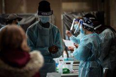 COVID-19: les capacités hospitalières pourraient être dépassées dans certaines régions