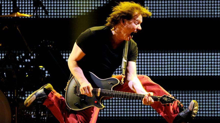 Le rockeur Eddie Van Halen est mort à 65 ans après son «long combat contre le cancer»