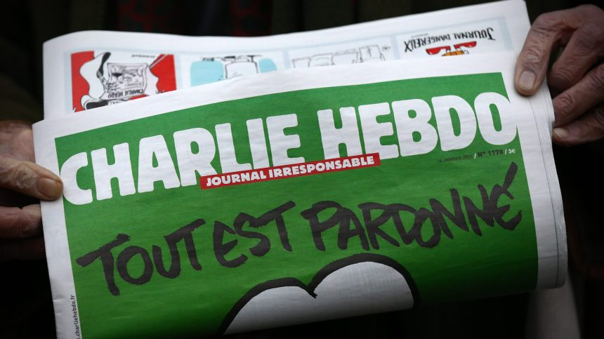 Charlie Hebdo publie un livre pour les 50 ans du journal satirique