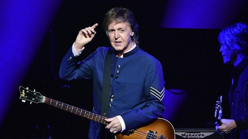 Paul McCartney sort son album du confinement