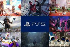 Voici les jeux qui seront disponibles au lancement de la PlayStation 5