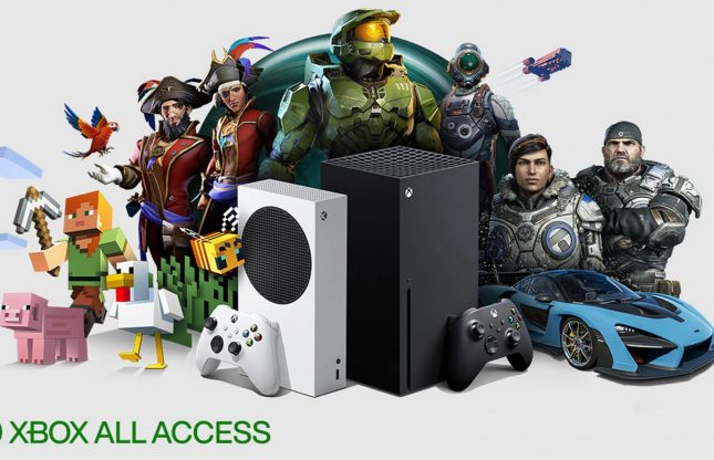 Xbox Series S | X : Xbox All Access est disponible au Canada