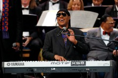 Stevie Wonder offrira une prestation à un rassemblement de Joe Biden au Michigan