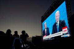 Le débat Trump-Biden a été regardé par 63 millions de téléspectateurs