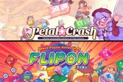 Critique double – Petal Crash et Flipon