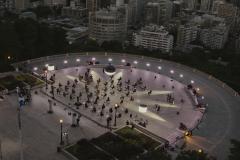 Un concert de l'Orchestre Métropolitain au mont Royal diffusé à la télé