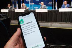 Alerte COVID: des influenceurs répondent au «challenge» de Legault