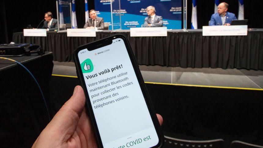 Même si efficace, l'appli Alerte COVID pourrait faire mal au réseau de la santé