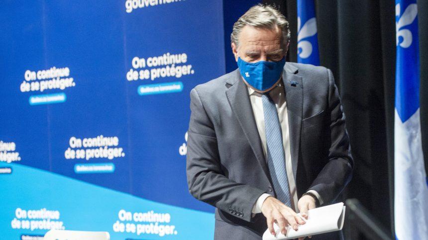COVID-19: une hausse des nouveaux cas au Québec