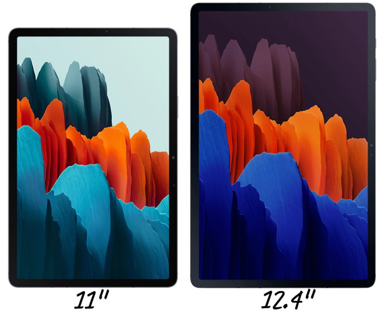 Tablettes Samsung Galaxy Tab S7 S7+