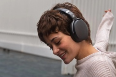 Test et avis du casque d'écoute Bluetooth HD 450BT de Sennheiser