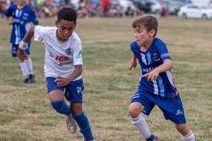 Certification nationale pour trois clubs de soccer mineur?