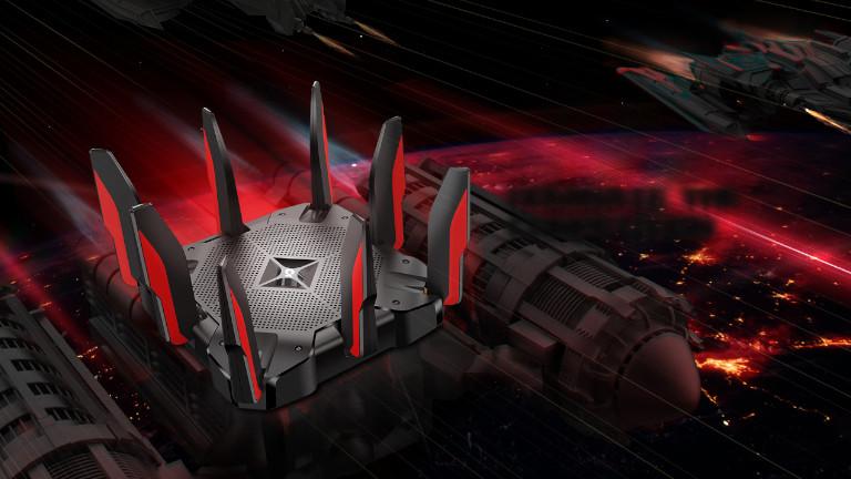 Archer AX110000 routeur jeu gamers internet haute-vitesse