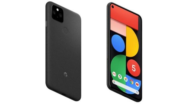 Google Pixel 5 téléphone intelligent 5G