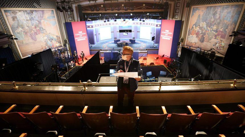 La pandémie domine le débat entre les candidats à la vice-présidence