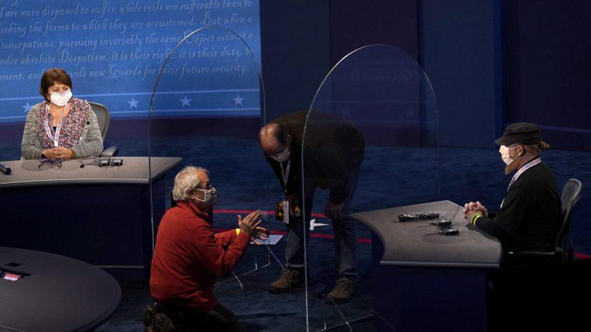Mike Pence aura plusieurs invités spéciaux lors du débat avec Kamala Harris