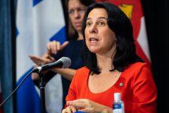 REV: Montréal dévoile son programme d'aide aux commerçants