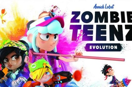 Zombie Teenz Évolution en 5 points