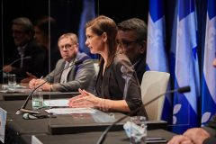 Coronavirus: «l'heure est grave» dans la grande région de Québec