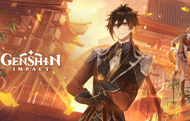 Genshin Impact : les détails de la version 1.1
