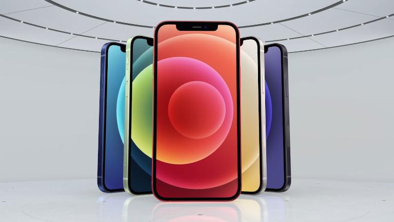 iPhone 12 Apple téléphone 5G