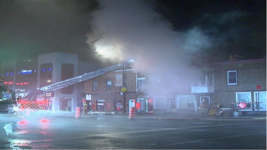 Incendie mortel dans Rosemont – La Petite-Patrie