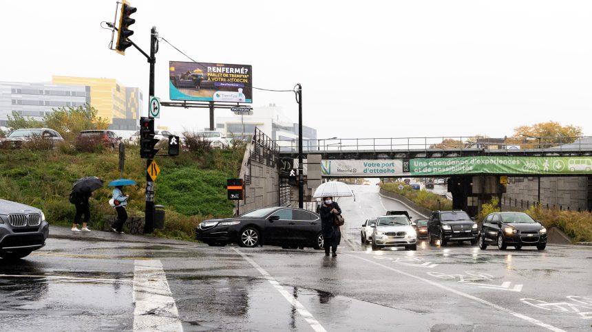Montréal pressée de sécuriser une intersection dangereuse