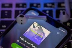 Mettez l'ambiance d'Halloween parfaite grâce aux listes de lecture Spotify
