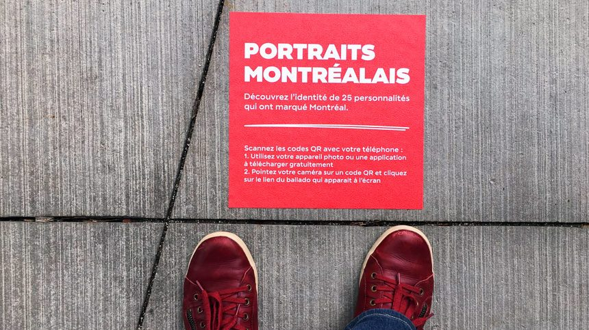 L'histoire de Montréal racontée à travers 25 personnages