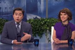 Bowen Yang s'excuse aux Québécois vexés par son sketch de SNL