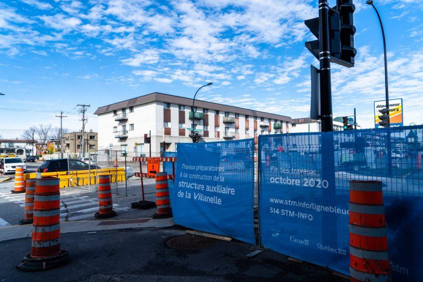 Ligne bleue: Québec menace de «charcuter le projet», selon l'opposition