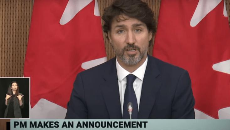 COVID-19: «On s'en va dans la mauvaise direction», prévient Trudeau