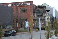 Société de développement Angus: 25 ans de revitalisation urbaine