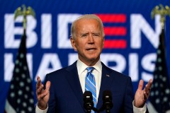 Élections: le démocrate Joe Biden s'approche de la Maison-Blanche